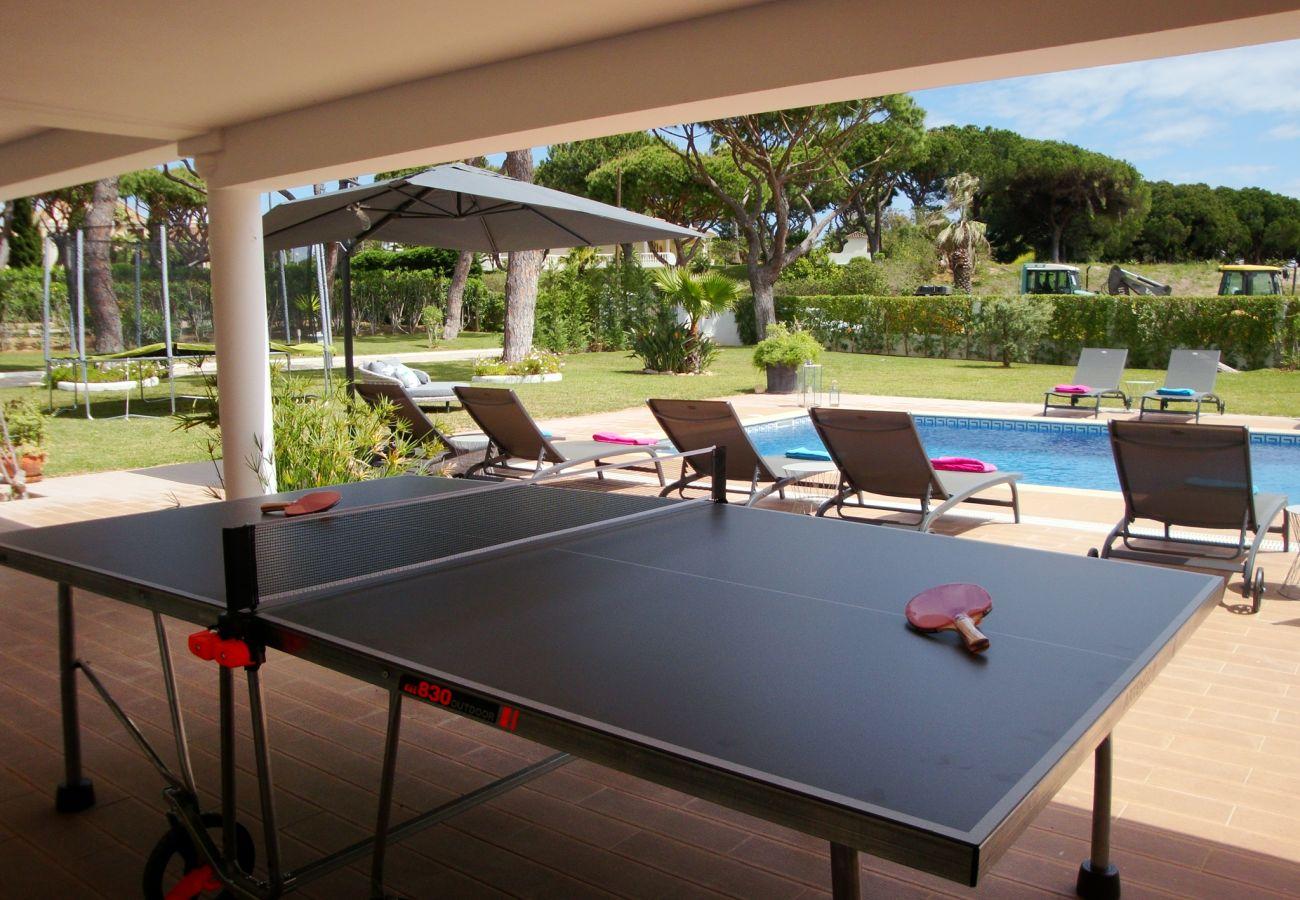 Villa à Quarteira - Fonte Santa CIP